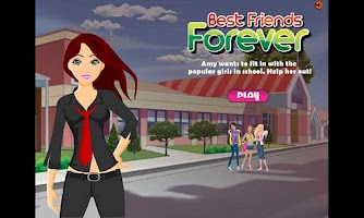 Screenshot of Best Friends Forever