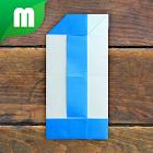 123 Origami icon