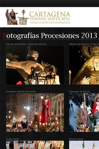 【免費通訊App】Semana Santa Cartagena-APP點子