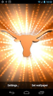 Texas Longhorns LIVE WPs- screenshot thumbnail