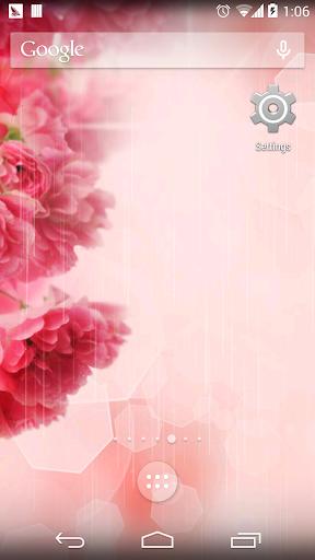 玩個人化App|童話夢幻花朵壁纸免費|APP試玩