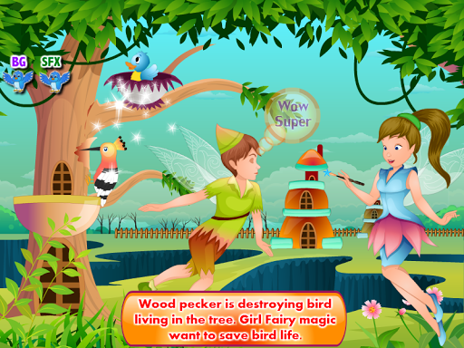 童話愛情故事的女孩遊戲