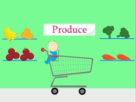 Screenshot of Toddler Shopping