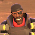 TF2 Soundboard – Demoman logo