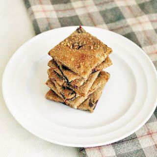 Cranberry Walnut Crackers