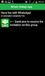 WhatsGroups App - screenshot thumbnail