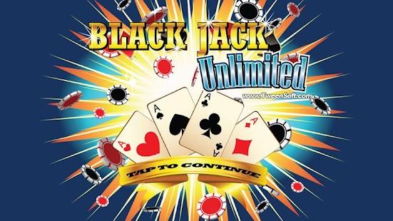 Unlimited Black Jack - screenshot thumbnail