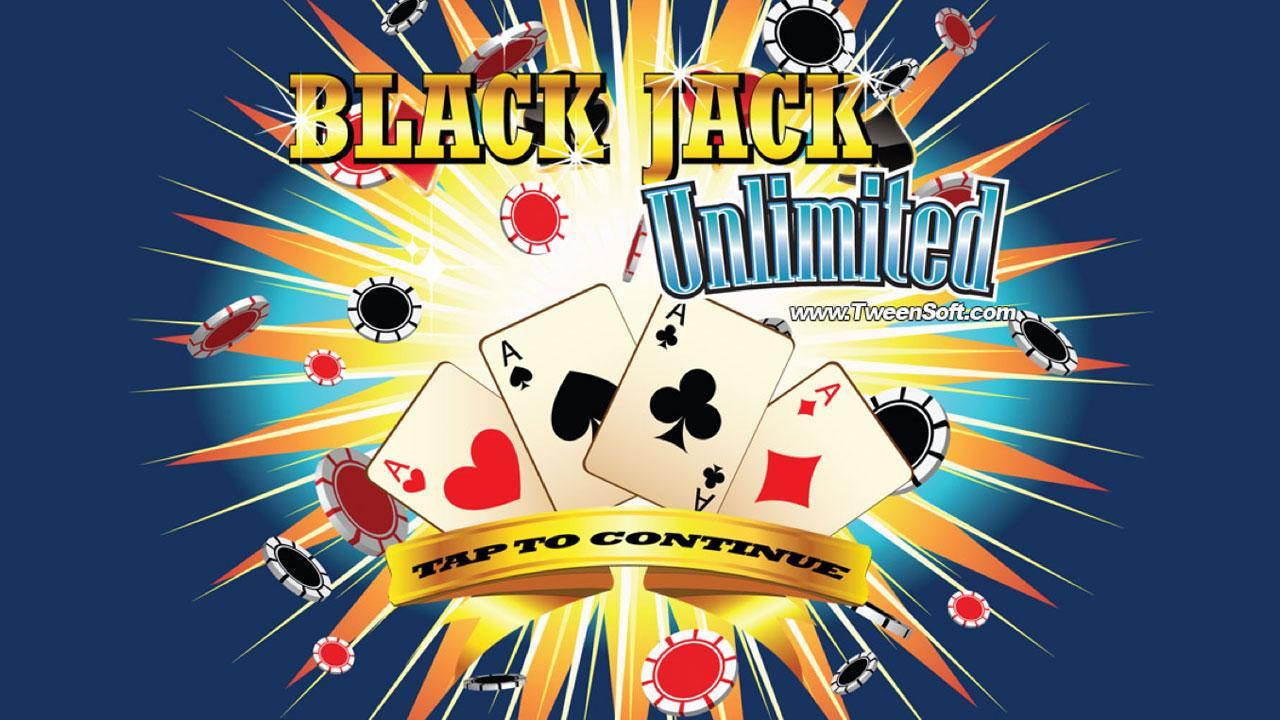 Unlimited Black Jack - screenshot