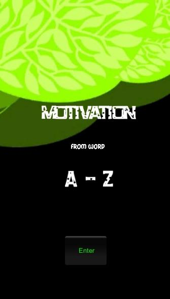Motivation A-Z- screenshot