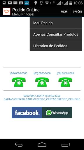 Itu Automação - App Modelo
