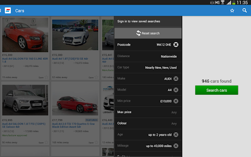Auto Trader - New & used cars Screenshot 11