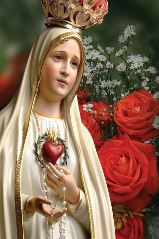 Mother Mary Images