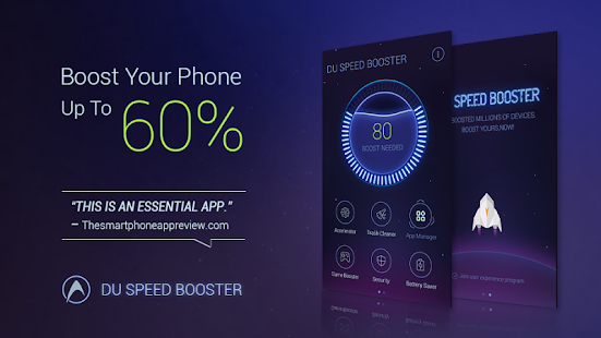 DU Speed Booster & Cleaner Screenshot 23