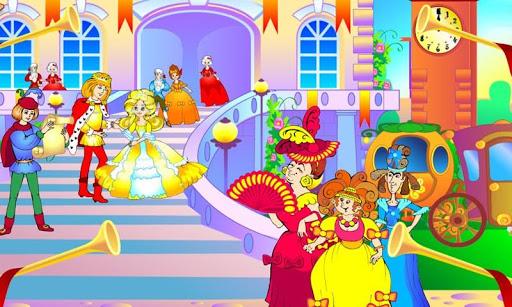 【免費教育App】Cinderella Classic Tale Lite-APP點子