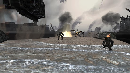 Edge of Tomorrow Game Screenshot 4