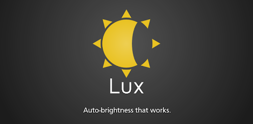 application luxmetre