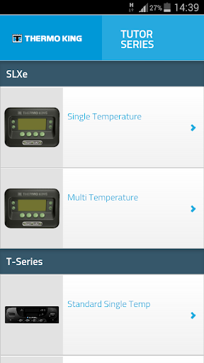 Thermo King Tutor Series