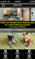 Screenshot of uVivotekCam: IP Camera Viewer