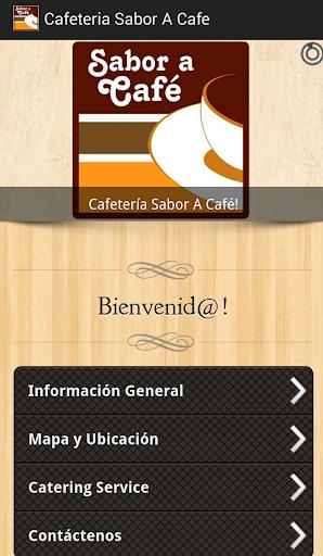 Cafeteria Sabor A Cafe