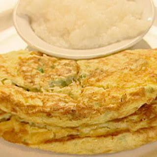 Fruita De Mar Omelette