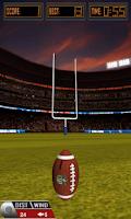 Screenshot of 3D Flick Field Goal