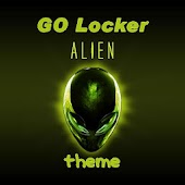 GO Locker Alien Theme