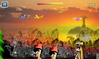 Screenshot of Hungry Bird
