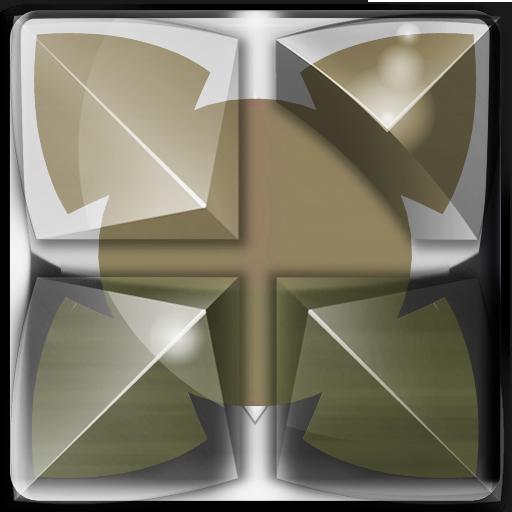Next Launcher Theme platinum