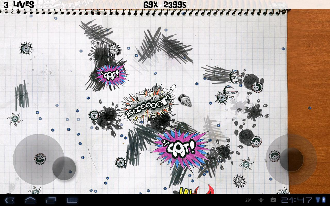 SketchWars HD - screenshot