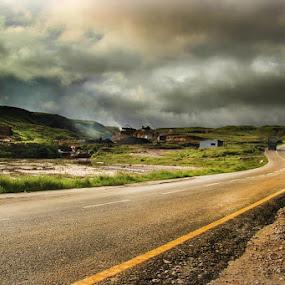 by Sudipto Ghosh - Transportation Roads