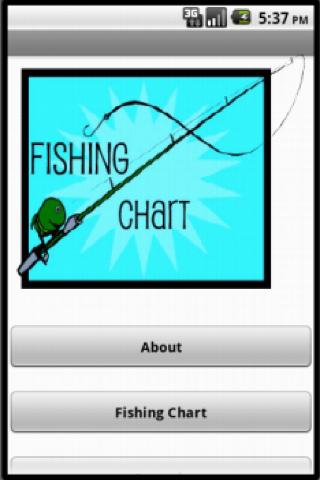 Fishing Chart- screenshot