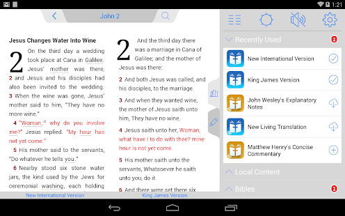 ESV Bible - screenshot thumbnail