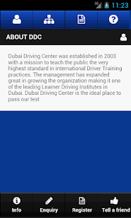 Dubai Driving Center- screenshot thumbnail