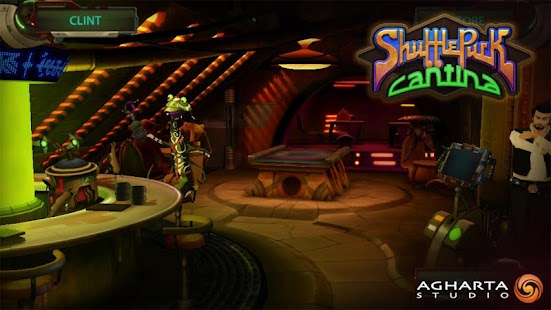Shufflepuck Cantina Screenshot 27