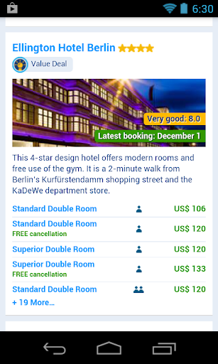 Hotel Now - Selected Hotels.