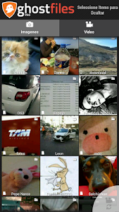 Hide pictures GhostFiles Pro v1.4.4
