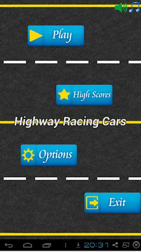 Highway Racing Cars