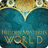 3in1-Hidden Mysteries World