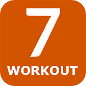 7 Minute workout +videos Trial