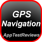 GPS Map Navigation Apps Review icon