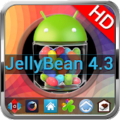 Jelly Bean 4.3 Premium Theme