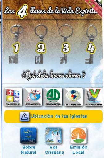 4 Spiritual Keys