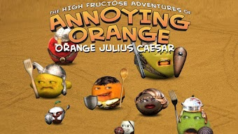 Orange Julius Caesar