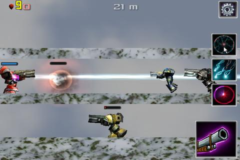 MarineDefense - screenshot