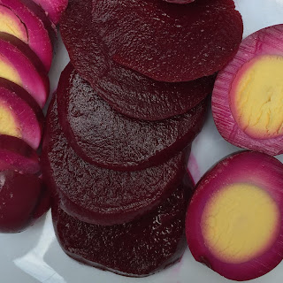 Pickled Beets & Eggs