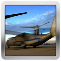 V22 Osprey US Air Force HD LWP icon
