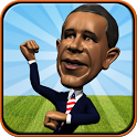 Obama Gangnam style 3D (Kids) icon