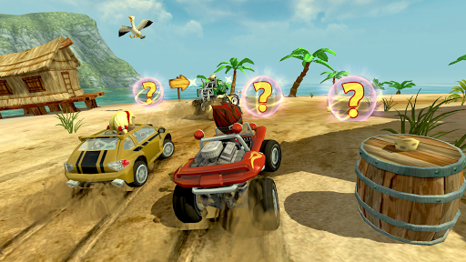 Beach Buggy Racing game (apk) free download for Android/PC/Windows screenshot