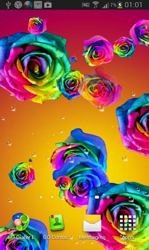 【免費個人化App】Roses PRO live wallpaper-APP點子
