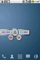 Screenshot of SLW Gps Widget